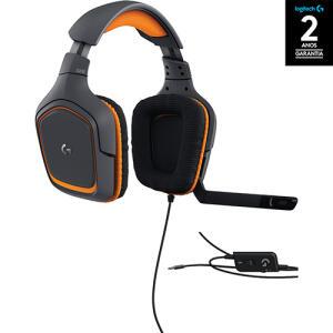 [CC Sub] Headset Gamer G231 Prodigy - Logitech G R$ 162