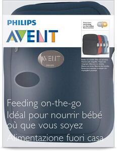 [PRIME]Bolsa Térmica, Philips Avent, Preto