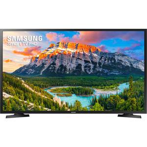 "Smart TV LED 43"" Samsung UN43J5290AGXZD Full HD com Conversor Digital 2 HDMI 1 USB Wi-Fi Screen Mirroring"