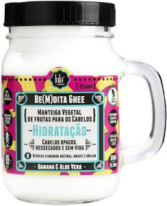 Be(M) Dita Ghee - Hidratação Banana, Lola Cosmetics , 350 g | R$23