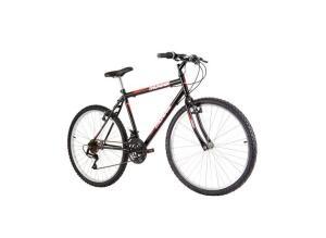 Bicicleta Aro 26 Track e Bikes Thunder Freio V-Brake 18 Marchas