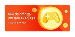 [Usuários Selecionados] R$6 de Crédito em Jogos no Google Play