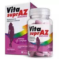 Vita Supraz Mulher Com 60 Comprimidos R$3