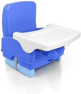 [PRIME]Cadeira de Refeição Portátil Smart Cosco - Azul