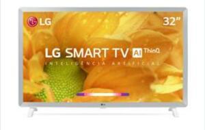 "Smart TV LED 32"" HD LG 32LM620BPSA ThinQ AI (Retirar na loja)"