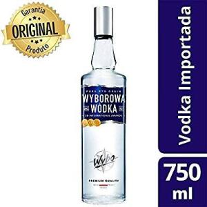 Vodka Wyborova, 750ml