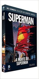 HQ | DC Graphic Novels. A Morte do Superman - R$49
