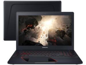 Notebook gamer Samsung odissey intel core 5, 8GB - 1TB NVIDIA GTX 1050 GTX 4GB