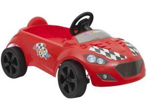 Carro a Pedal Infantil Roadster-Bandeirante