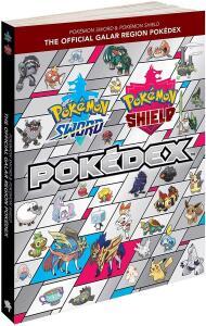 Pokémon Sword & Pokémon Shield: The Official Galar Region Pokédex