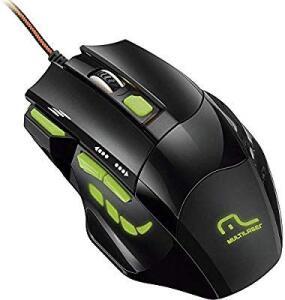 [Amazon MKT] Mouse Optico Xgamer Multilaser Fire Button Usb 2400Dpi - MO208