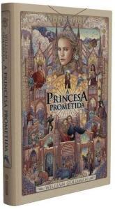 Livro - A Princesa Prometida (capa dura)