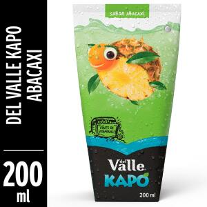 Suco de Abacaxi KAPO 200ml