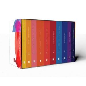 Box - História Da Literatura Ocidental - 10 Volumes - Otto Maria Carpeaux