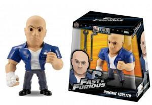 Metals Die Cast Dominic Toretto: Velozes e Furiosos (Fast & Furious) (M306) - DTC