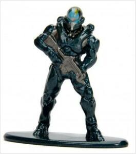 Nano Metalfigs Spartan Locke: Halo (MS5) - DTC