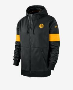 Jaqueta Nike Pittsburgh Steelers Therma Masculina