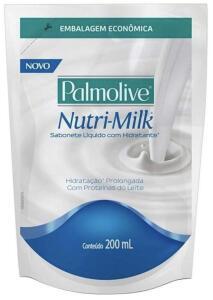 Pack 5 Palmolive Nutri Milk 200 ml