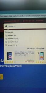 Iphone 11 preto 64g