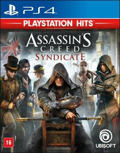 Assassin`s Creed Syndicate Com Frete Gratis para Amazon Prime - PS4.