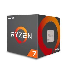 Processador Amd Ryzen 7 2700 3.2 Ghz 20mb Am4 YD2700BBAFBOX R$ 1046