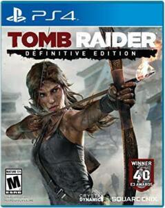[PSN] Tomb Raider Definitive Edition - ps4