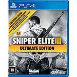 Sniper Elite 3 Ultimate Edition - PSN