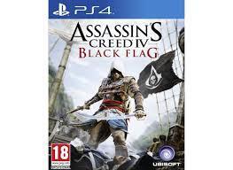 Assassin's Creed Black Flag - PSN
