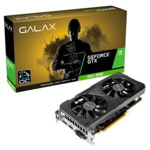 Galax NVIDIA GeForce GTX 1660 Super EX (1-Click OC), 6GB, GDDR6