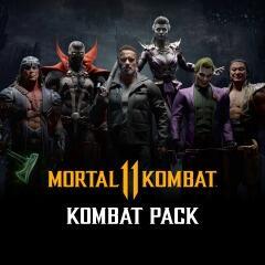 Pacote de Kombate Mortal Kombat 11 - PS4 R$65,96