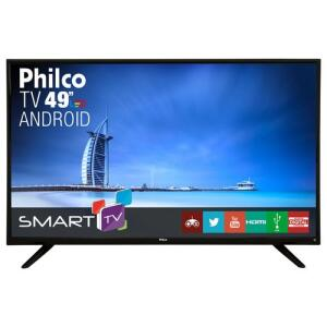 "TV Philco Led Smart 49"" PH49F30DSGWA"