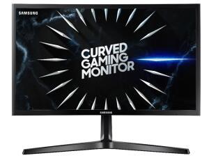 "Monitor Gamer 24"" Curvo C24RG50 - 144hz, Fhd, Hdmi, Eye Saver Mode, Freesync, Virtual Aim Point - Samsung R$1.099"