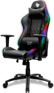 Cadeira Gamer Pichau Vienna RGB Preta - R$800