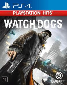 Jogo Watch Dogs playstation 4 - R$29