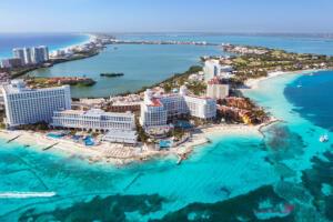 Passagem para Cancún a partir de R$1.018