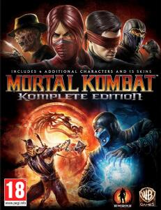 [Steam] Mortal Kombat Komplete Edition - PC (75% OFF)