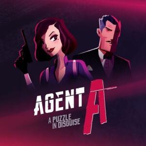 Agent A: O Enigma Disfarçado (Nintendo Switch) - eshop canadense