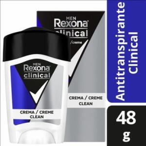 Desodorante Rexona Men Clinical Stick 48g