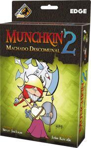 Munchkin 2 - Machado Descomunal - Expansão | R$51