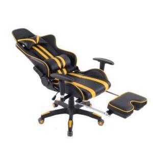 (pagando com PayPal) Cadeira gamer legends, com apoio de pés