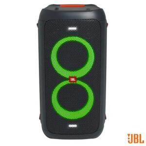Caixa de Som Bluetooth JBL Party Box 100 com Bateria Recarregável