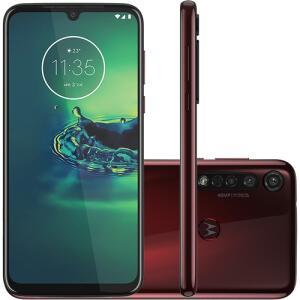 [APP] Smartphone Moto G8 Plus 64GB | R$1.182