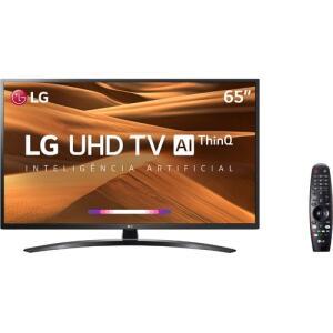 """Smart Tv Led 65"""" LG ThinQ AI 4K 65UM7470PSA 4 HDMI"""