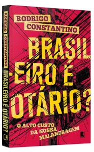 Livro - Brasileiro é Otário?