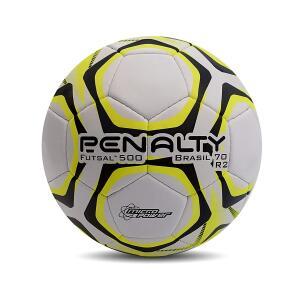 Bola Futsal Brasil 70 500 R2 Ix Penalty 64 Cm