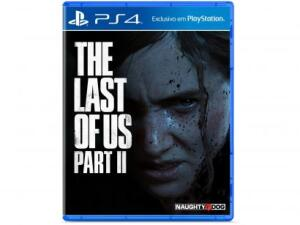 (Primeira compra+APP) The Last of Us Part II para PS4 - Naughty Dog Pré-venda