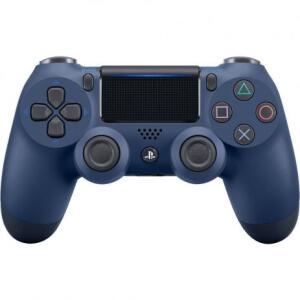 [Primeira Compra] [APP] Controle para PS4 sem Fio Dualshock 4 Sony - Midnight Blue