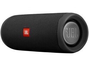 [Primeira Compra] Caixa de Som Bluetooth JBL Flip 5 Portátil - à Prova DÁgua 20W USB