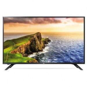 "TV LG LED Full HD 43"" 43LV300C Preto R$ 1665"