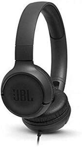 [Prime] Fone de Ouvido Tune 500, JBL, Preto R$ 99